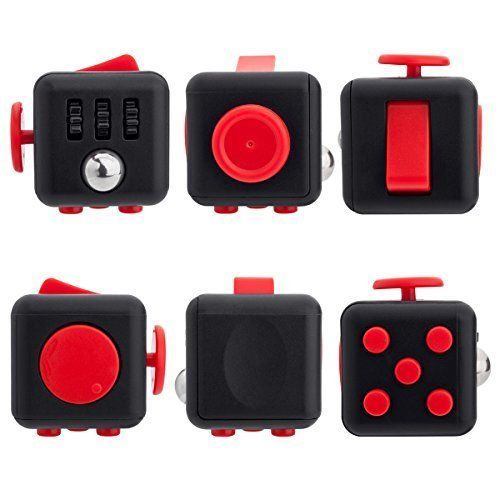 fidget cube mecanismes