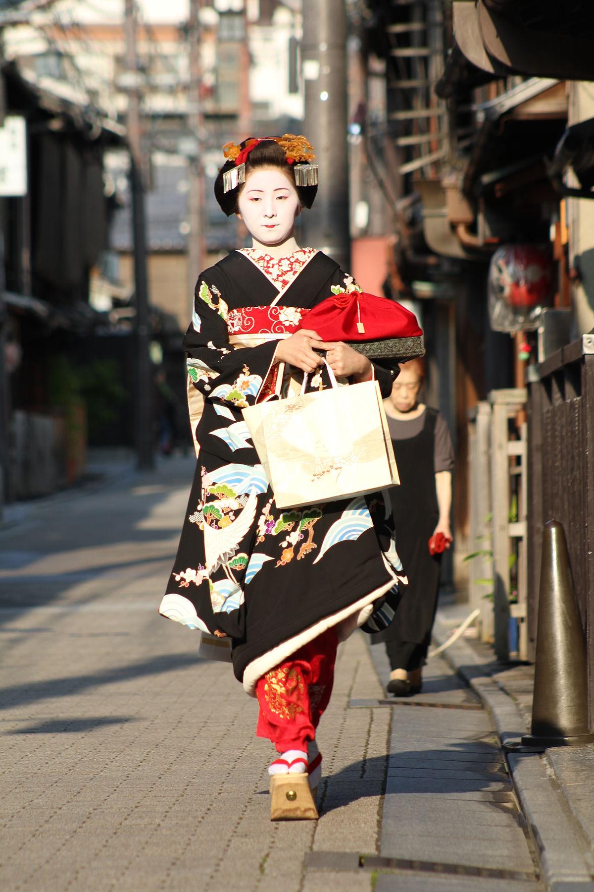 geisha tabi