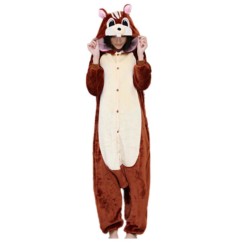 kigurumi écureuil